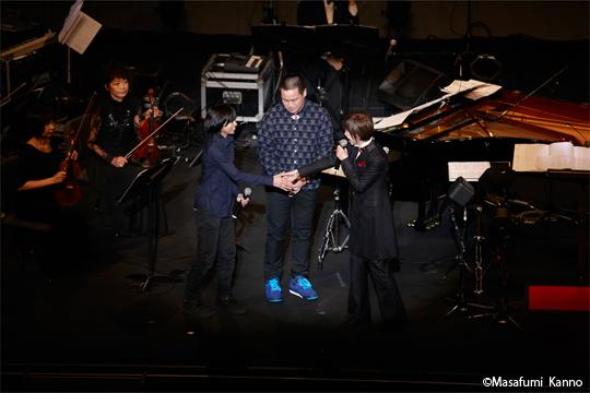映像を担当下さったデジタルハリウッド ディレクター:徳永洋平さん、アシスタントディレクター:中島裕子さん