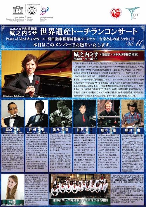 出演者パネルB1 2020.02 Vol.11(6名) アウトライン 日本語